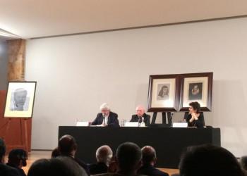 La AML recordó al académico don Eraclio Zepeda en Bellas Artes