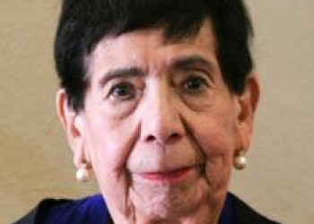 Este jueves 10 de noviembre la AML recordará a doña Clementina Díaz y de Ovando con motivo del centenario de su natalicio