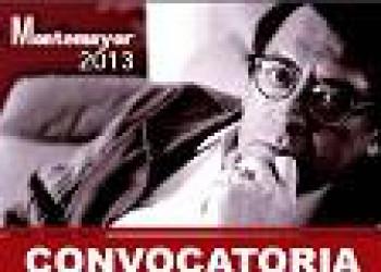 Convocatoria para el Premio Interamericano de Literatura Carlos Montemayor para obra publicada en 2011-2012