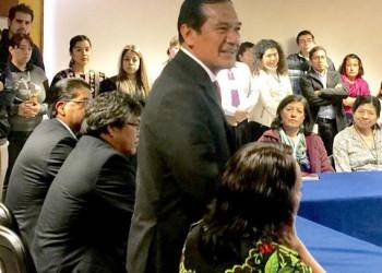Juan Gregorio Regino, académico correspondiente, es el nuevo titular del INALI
