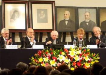 Juliana González, Jean Meyer y José Sarukhán, nuevos académicos honorarios