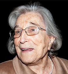 Ceremonia de ingreso de doña Margit Frenk