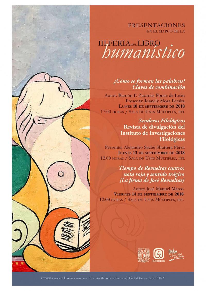 Presencia de la Academia en la Feria del Libro Humanístico del Instituto de Investigaciones Filológicas