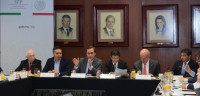 Colaboración entre la Secretaría de la Función Pública y la Academia Mexicana de la Lengua