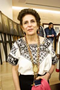 Silvia Molina ingresó como miembro correspondiente de la Academia Mexicana de la Lengua