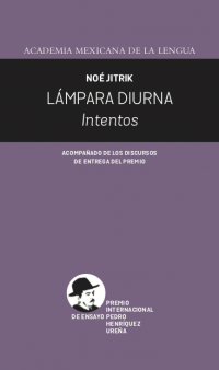 Lámpara diurna. Intentos
