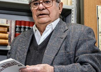 Numerosas celebraciones por el cumpleaños 93 de Miguel León-Portilla