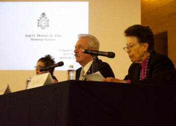 AML rindió homenaje póstumo al lingüista José G. Moreno de Alba