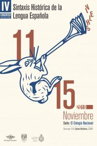 IV Congreso Internacional de Sintaxis Histórica de la Lengua Española