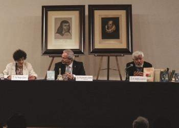 Celorio, Glantz y Castañón recordaron a Sergio Pitol en Bellas Artes
