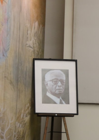La AML recordó a Alí Chumacero en el centenario de su nacimiento