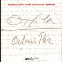 Cartas cruzadas 1965-1970. Arnaldo Orfila y Octavio Paz, edición de Adolfo Castañón