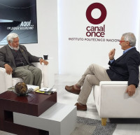 Entrevista a Adolfo Castañón por Javier Solórzano