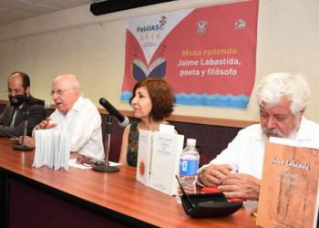 Homenaje poético a Jaime Labastida en Sinaloa