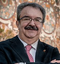 Ceremonia de ingreso de don Fernando Serrano Migallón