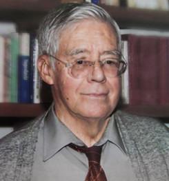 Fotografía de: Gerardo A. Márquez Lemus en Alger, Leslie, Mis amigos de El Colegio Nacional, El Colegio Nacional, México: 2010, p. 113.