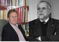 Patrick Johansson y Javier Garciadiego fueron galardonados con el Premio al mejor artículo publicado en revistas mexicanas, 2010