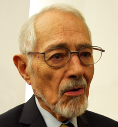 Ceremonia de ingreso de don Ruy Pérez Tamayo