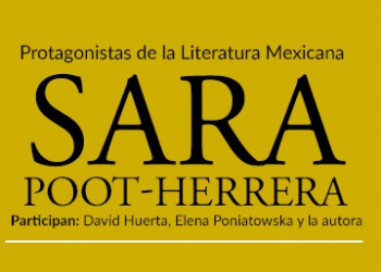 Este martes homenaje a Sara Poot en Bellas Artes