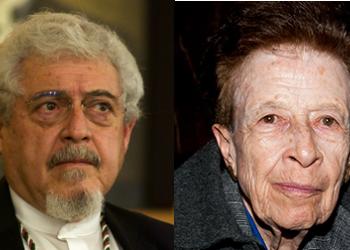 Los académicos Yolanda Lastra y Felipe Garrido, galardonados con el Premio Nacional de Ciencias y Artes 2015