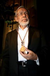La AML rinde homenaje a Miguel Ángel Granados Chapa,  a diez años de su fallecimiento